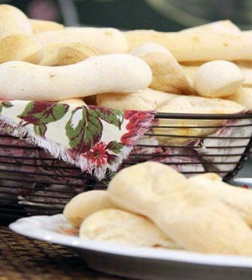 Receita de Biscoito de Polvilho Simples fácil e barato