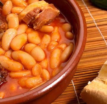 Receita de Feijoada Espanhola Fabada Asturiana