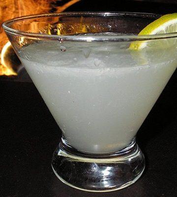 Receita de Kamikaze Drink