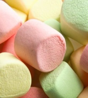 Receita de Marshmallows
