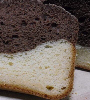 Receita de Pão Doce Mesclado