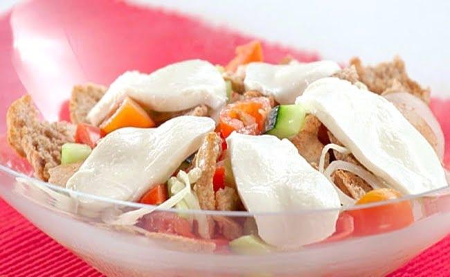 Receita de Salada Tutti Sabores
