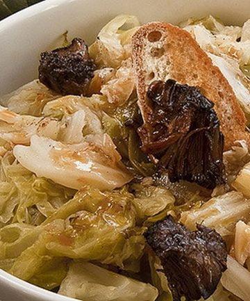 Receita de Sopa de Casamento Cozinha Portuguesa