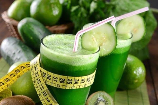 Receita de Suco que Queima Gordura