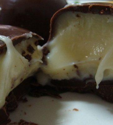 Receita de Trufa de limão e Chocolate Branco
