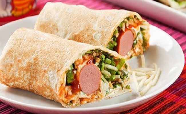 Receita de Wrap Dog