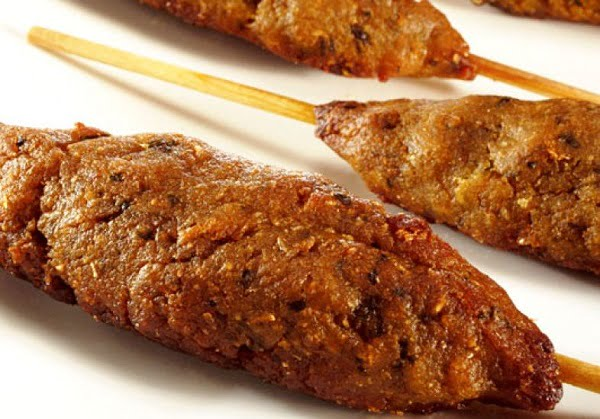 Receita de Cafta de bacon