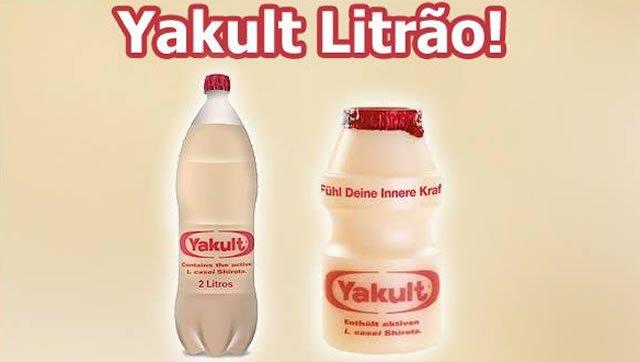Yakult Caseiro